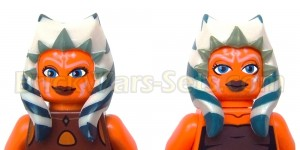 The new Ahsoka compared to the old version.