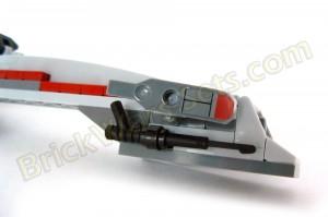 Lego 75012 BARC Speeder with Sidecar - Forward Blasters