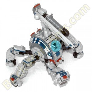 Lego 75013 Umbaran MHC (Mobile Heavy Cannon) - Legs in Motion