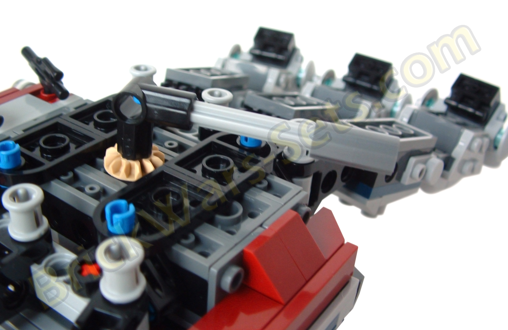 Lego 75013 Umbaran MHC (Mobile Heavy Cannon) - Cannon Lever