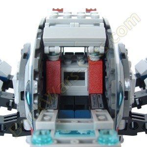 Lego 75013 Umbaran MHC (Mobile Heavy Cannon) - Pilot's Seat