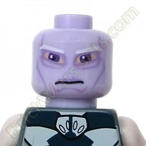 Lego 75013 Umbaran MHC (Mobile Heavy Cannon) - Umbaran Face