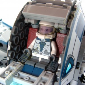 Lego 75013 Umbaran MHC (Mobile Heavy Cannon) - Umbaran Soldier in the Pilot's Seat