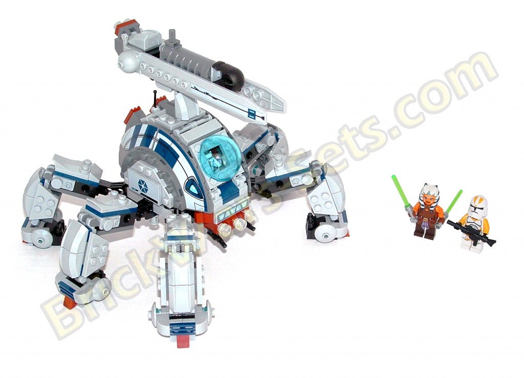 Lego 75013 Umbaran MHC (Mobile Heavy Cannon)