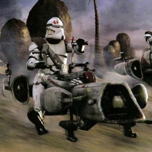 BARC Speeder (Episode III)