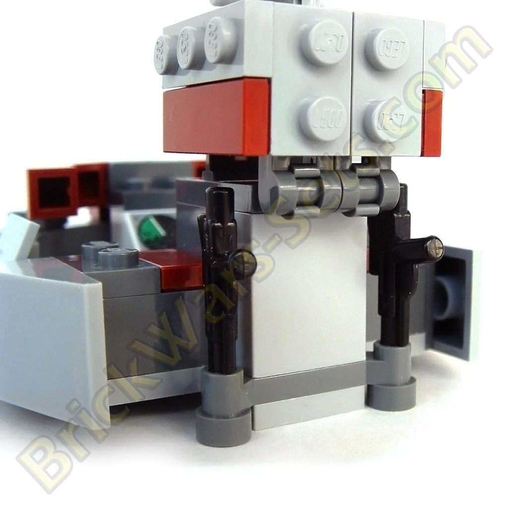 Lego 75000 Clone Troopers vs. Droidekas - Blaster Holders