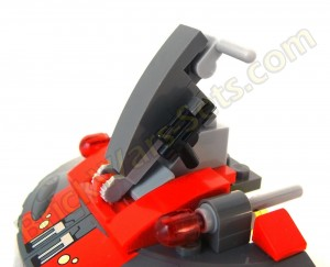 Lego 75001 Republic Troopers vs. Sith Troopers - Blaster Pistol Holder