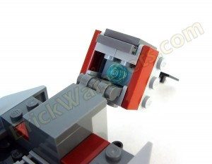 Lego 75000 Clone Troopers vs. Droidekas - Missile