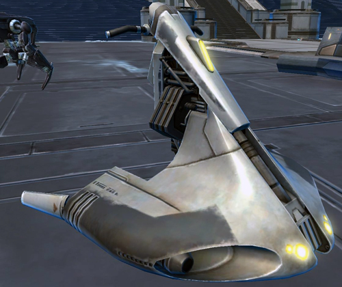 The Old Republic - Rendili Watchman Speeder