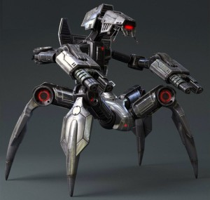 The Old Republic - Sith War Droid