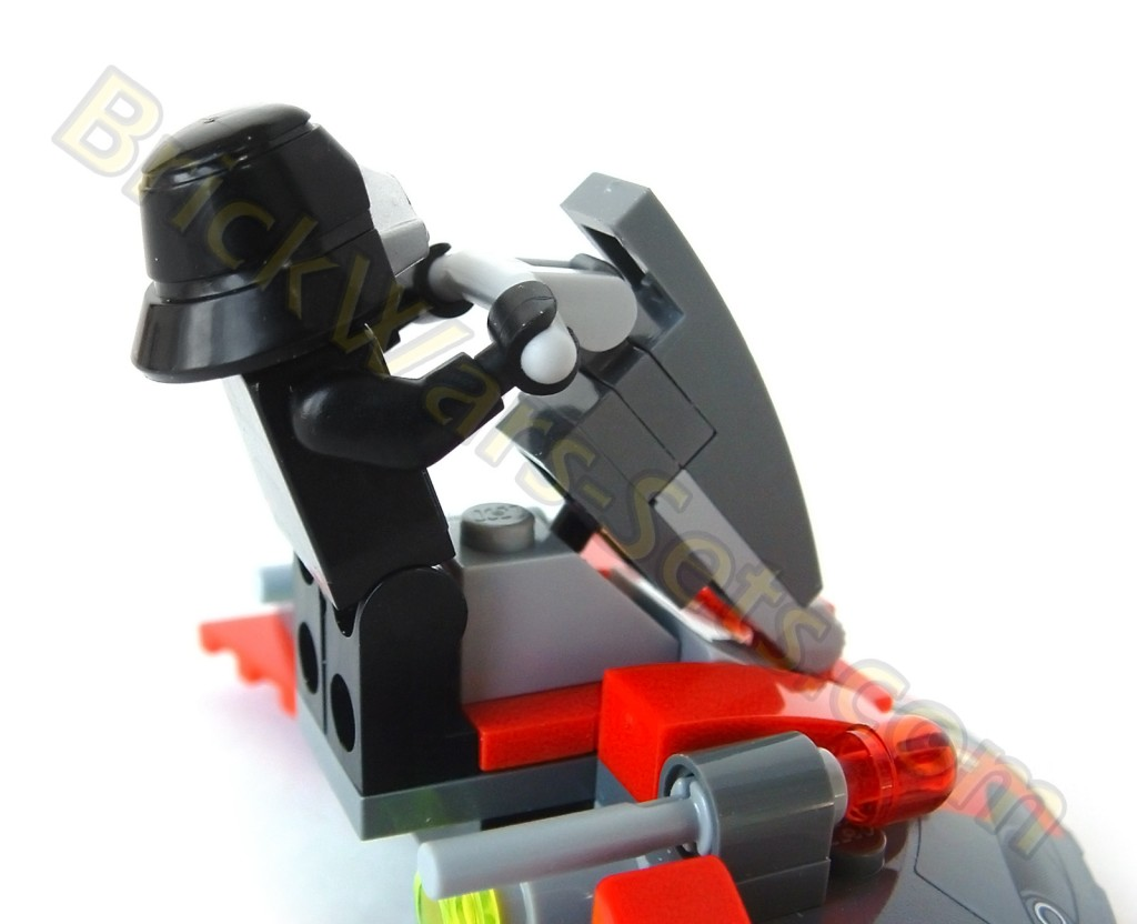 Lego 75001 Republic Troopers vs. Sith Troopers - Driver Position on Speeder