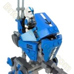 Lego 75002 AT-RT - Driver Operating Walker