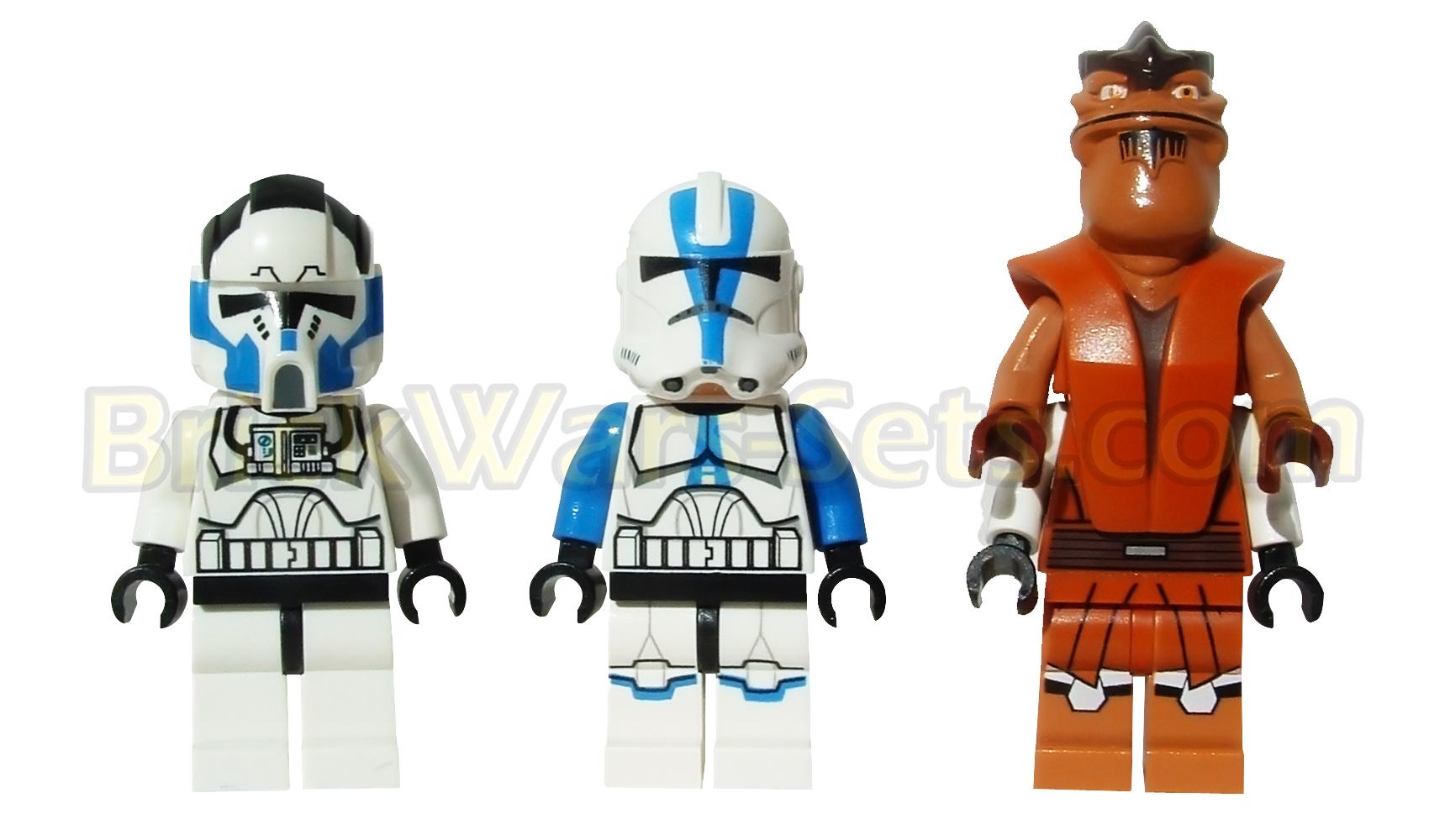 Lego 75004 Z 95 Headhunter Galactic Archives