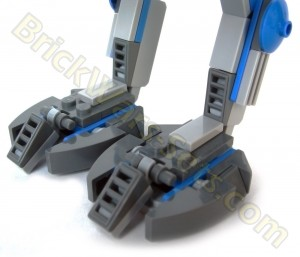 Lego 75002 AT-RT - Feet