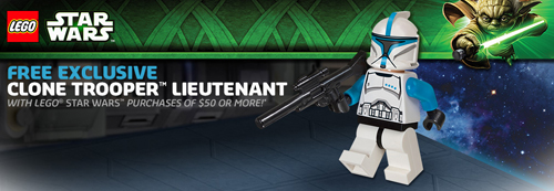 Clone Trooper Lieutenant Promo