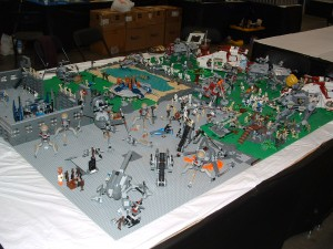 Clone Wars Battlefield