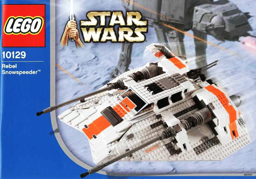 Lego 10129 Star Wars Rebel Snowspeeder - Ultimate Collectors Series