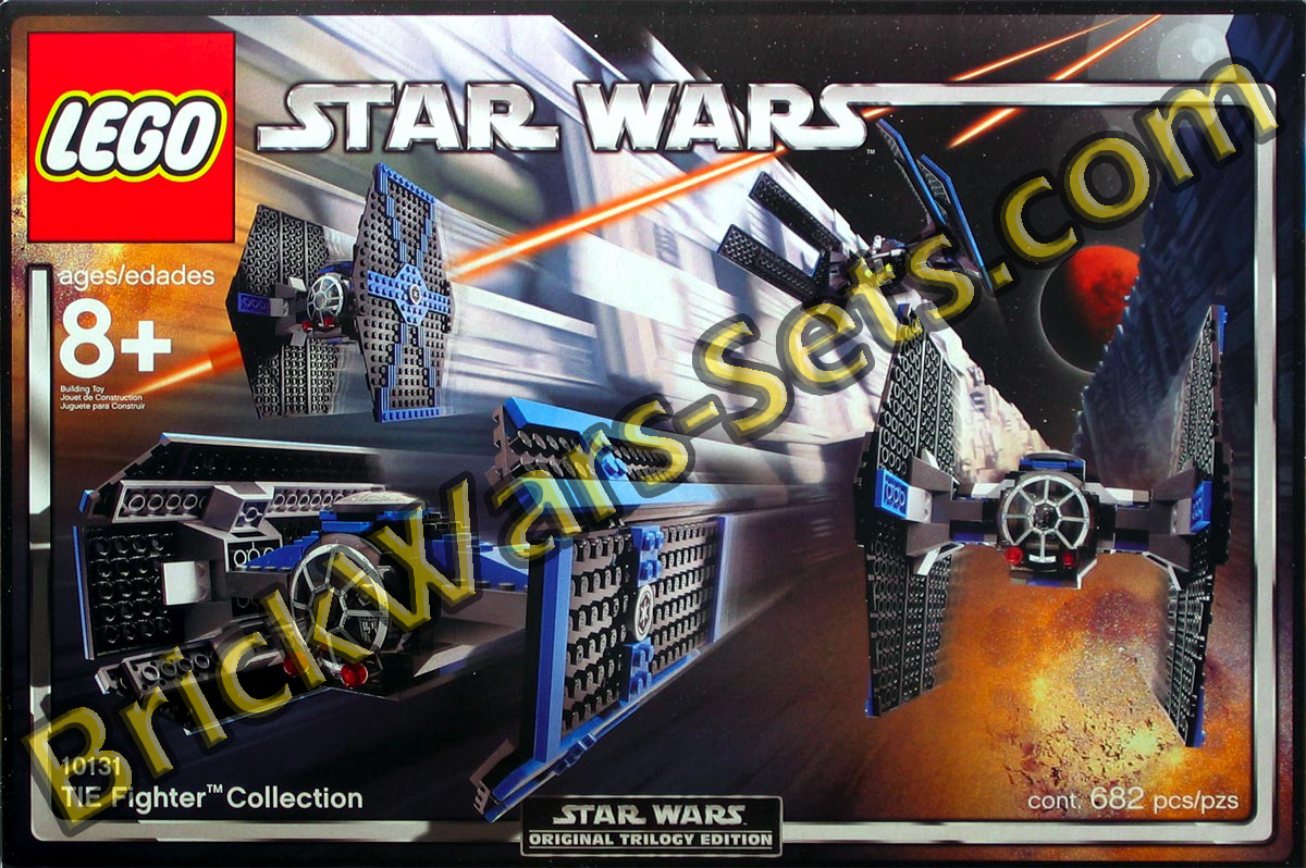 Lego 10131 TIE Fighter Collection
