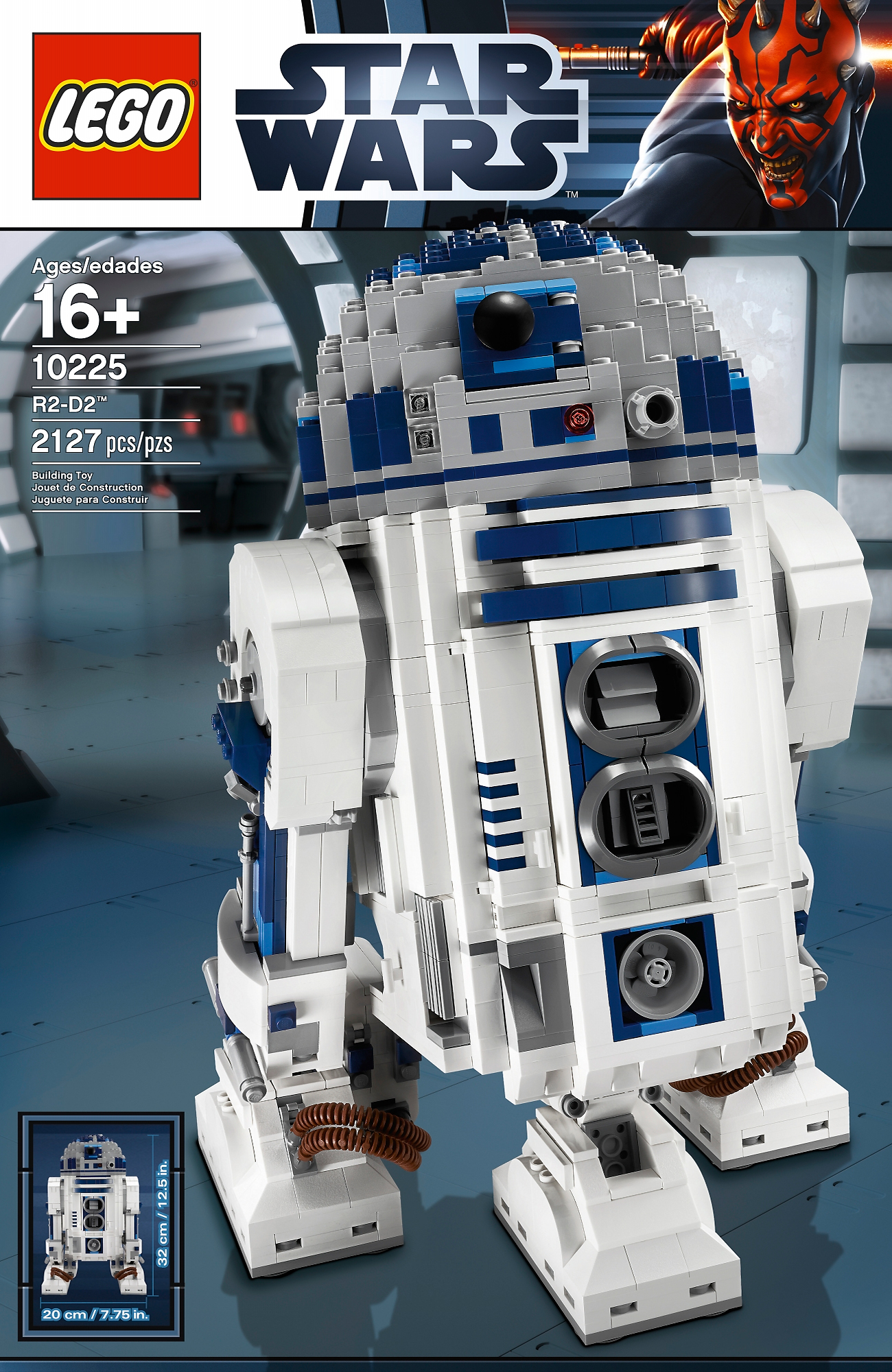 Star Wars Lego Toys : Lego star wars ultimate collectors series r d