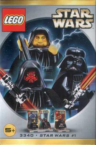 Lego 3340 Star Wars #1
