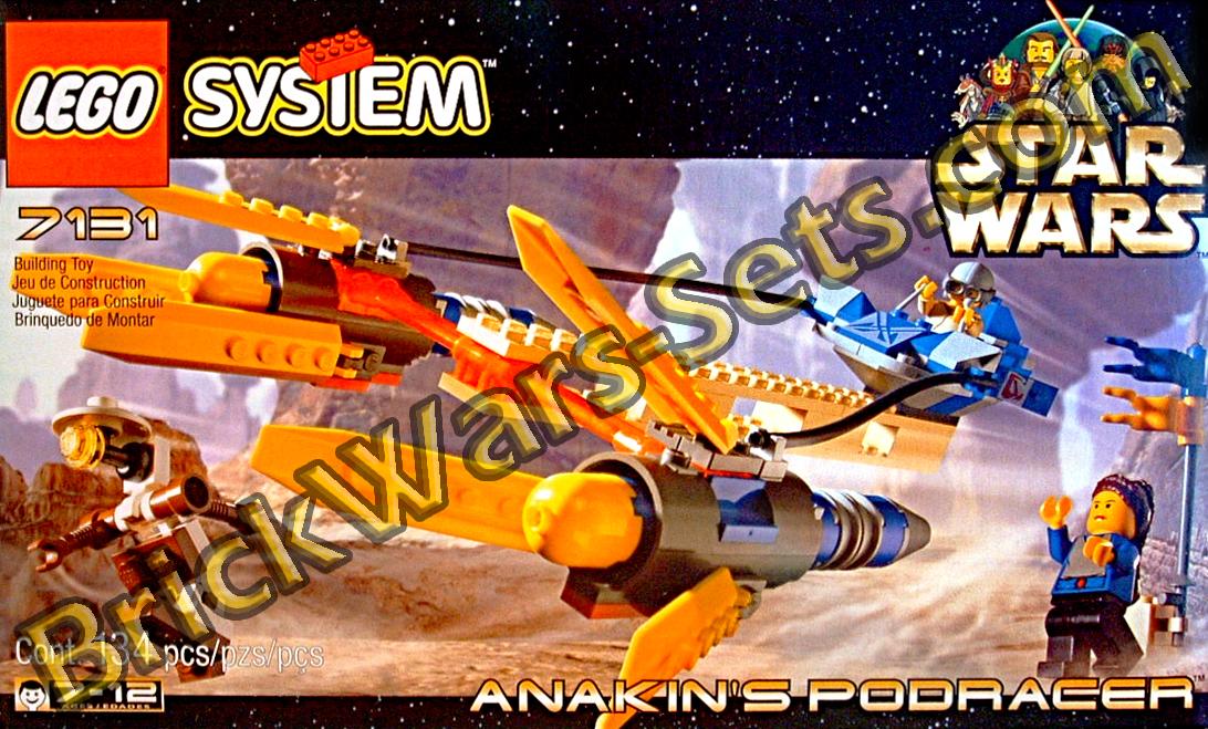 Lego Star Wars Sets 1999 | BrickWars-Sets