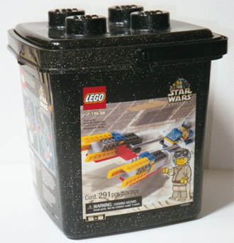 Lego Bucket Sets