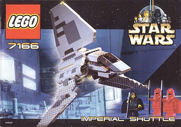 lego 7166 star wars imperial shuttle