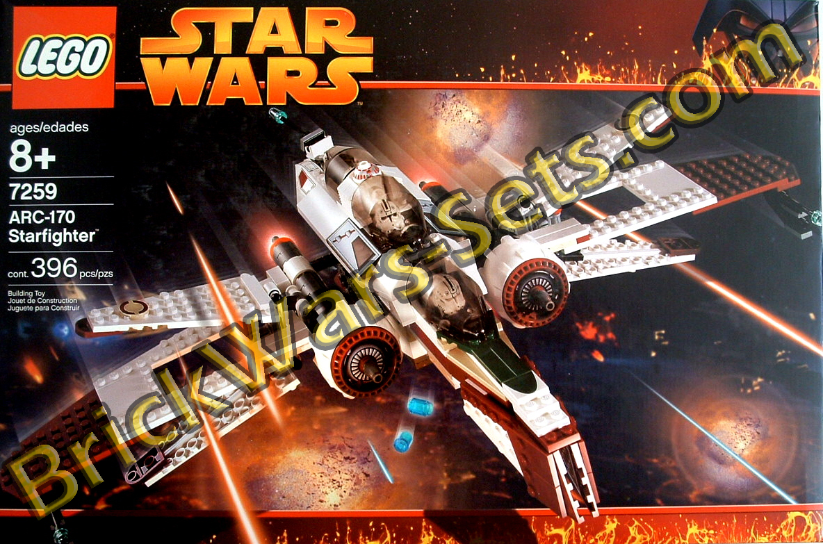 Lego Star Wars Sets 2005 Brickwars Sets