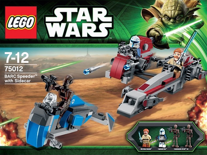 Lego Star Wars 2013 Wave - Now Available | Galactic Archives