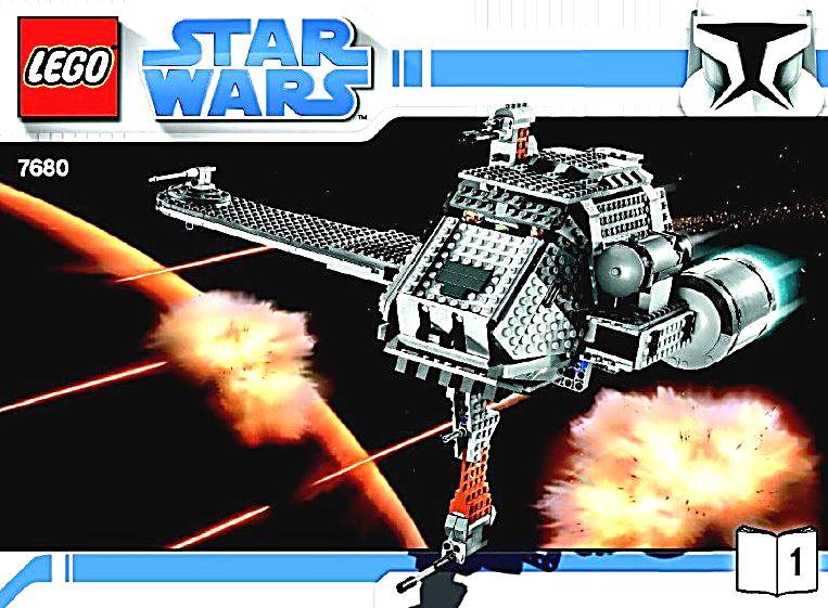 Lego 7680 star wars the twilight - Image star wars lego ...