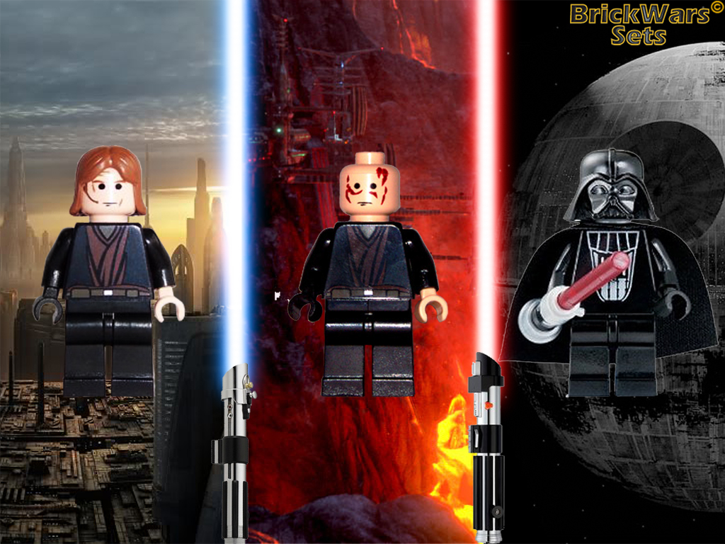 Brickwars Sets Transformation Lego Star Wars Free Wallpaper