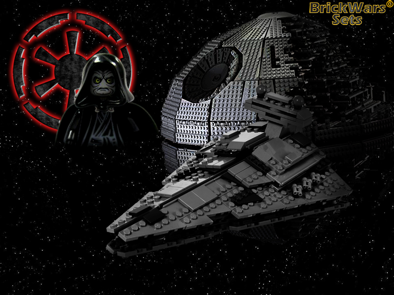 Brickwars Sets Absolute Power Corrupts Absolutely Lego Star Wars Free Wallpaper