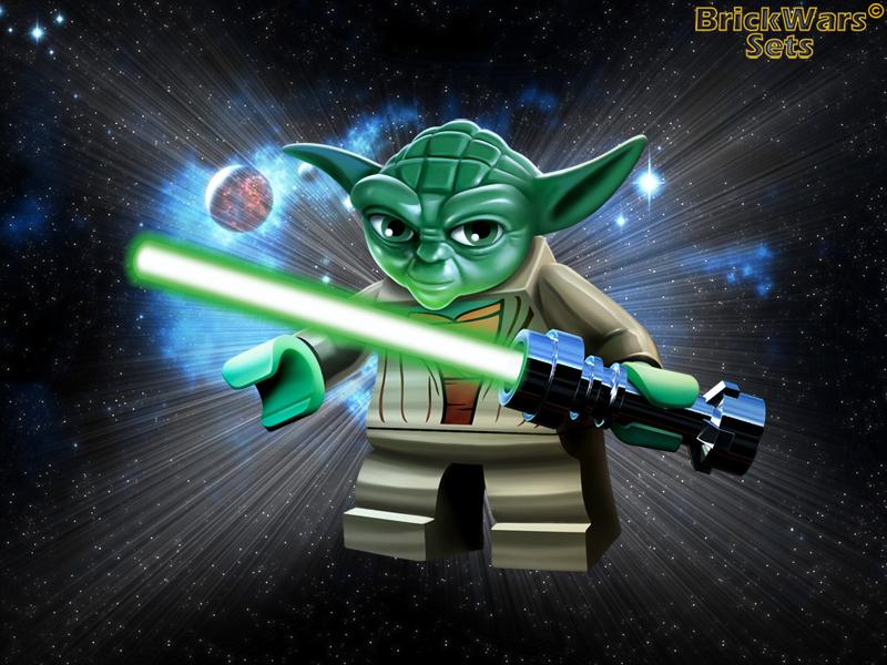 master yoda the clone wars - Lego Yoda