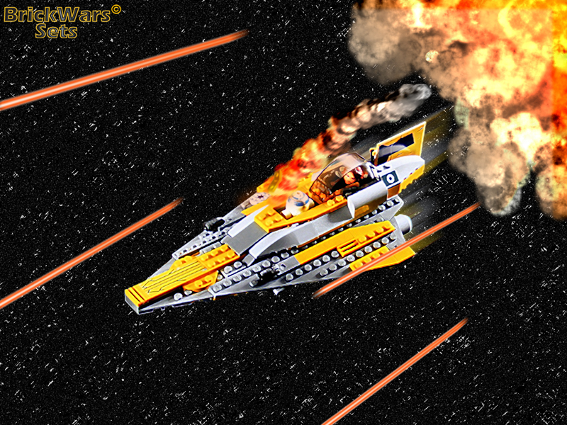 Brickwars Sets Moments From Disaster Lego Star Wars Free Wallpaper