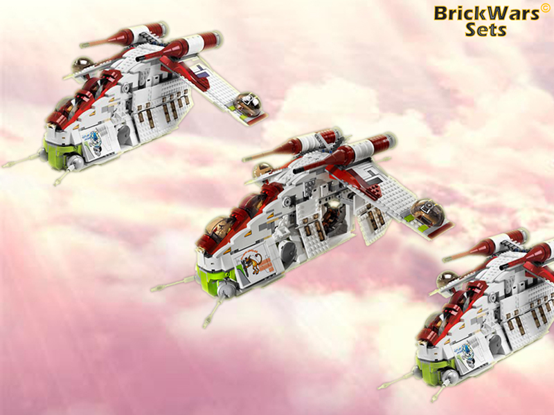 Brickwars Sets Lego Star Wars Free Wallpaper July September 08