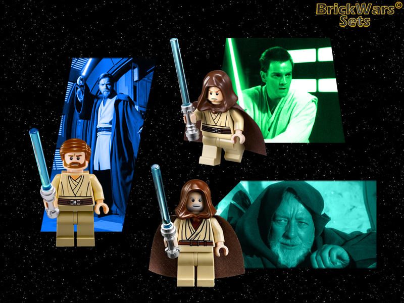 BrickWars-Sets: Rise of a Master | Lego Star Wars FREE Wallpaper