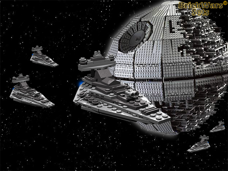BrickWars Sets The Empire