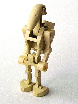 Lego Star Wars Battle Droid Minifigure