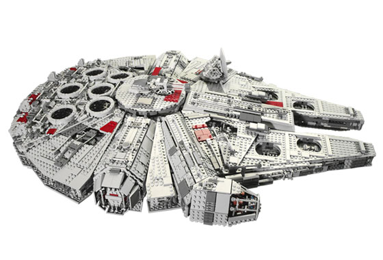 Lego 10179 Star Wars Millennium Falcon Ultimate Collectors Series