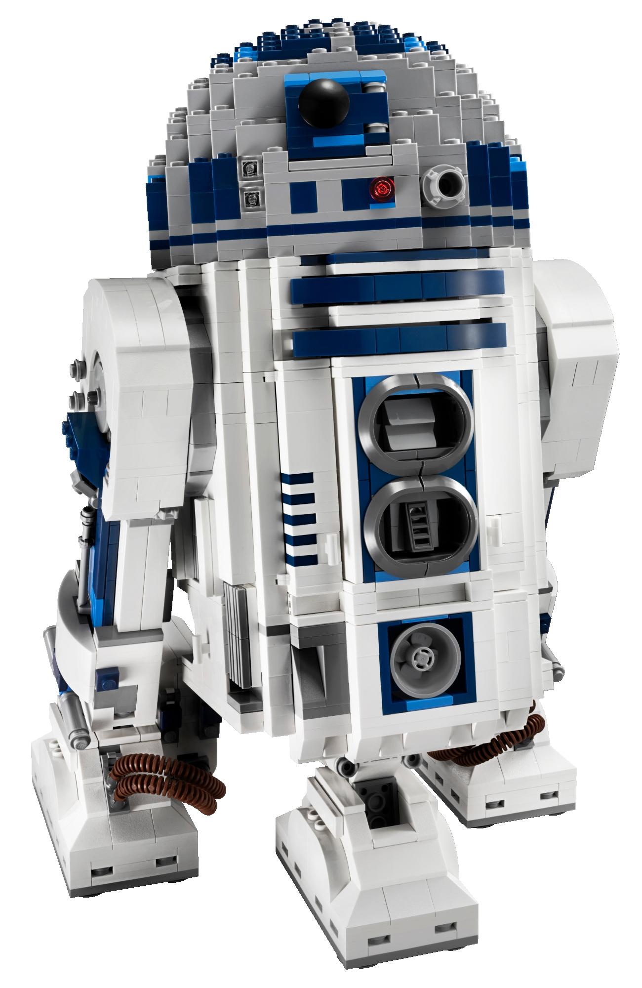 Lego 10225 star wars r2 d2 brand new sealed box 2127 pieces ebay - Lego starwars r2d2 ...