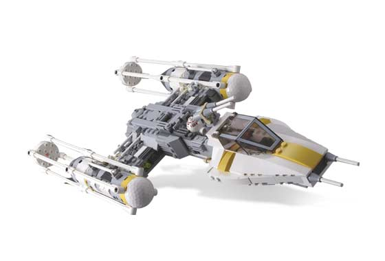 Lego 7658 Star Wars Y-Wing Fighter
