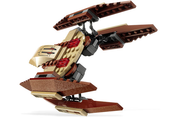Lego 7660 Star Wars Naboo N 1 Starfighter And Vulture Droid
