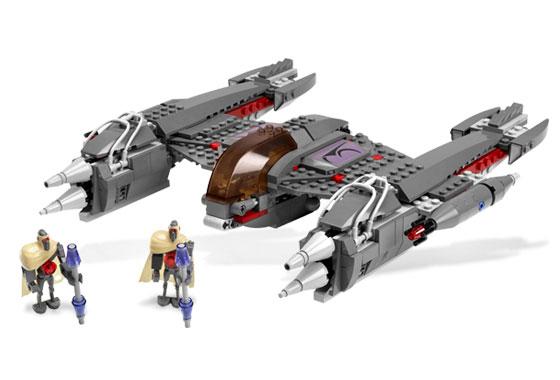 lego 7673 magnaguard starfighter - Lego Star Wars Vaisseau Clone