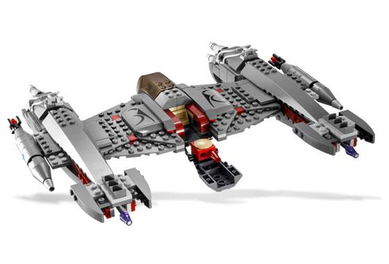 LEGO Venator Class  STAR WARS  INSTRUCTIONS Micro
