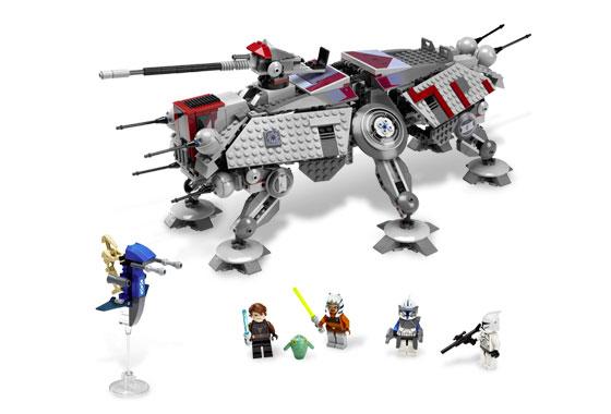 lego 7675 at te walker - Lego Star Wars Vaisseau Clone