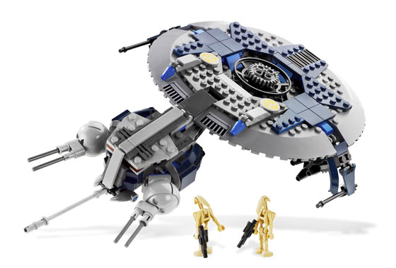 Lego 7678 Droid Gunship Star Wars Lego Price Guide