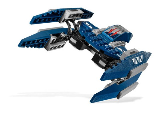 clone wars droid fighter