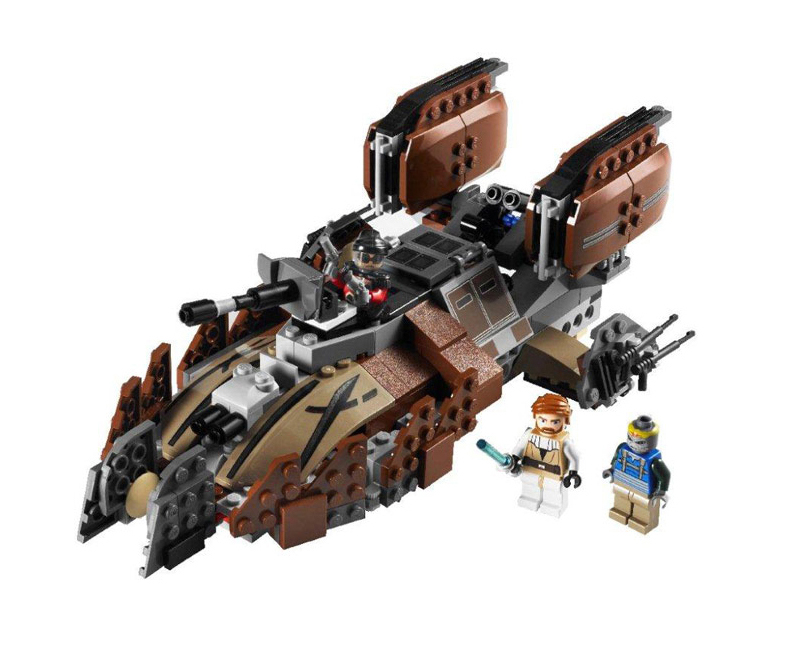 Lego 7753 Pirate Tank   Star Wars Lego Price Guide