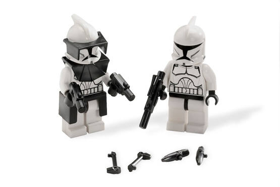 Lego Clone Walker Battle Pack Clone Walker Battle Pack