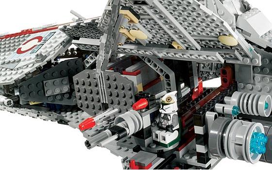 instruction 7675 lego